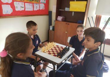 AJEDREZ: la estrategia como herramienta de aprendizaje